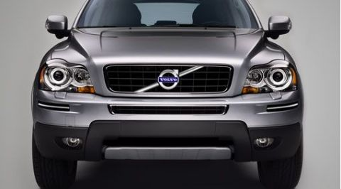 XC90 Grille